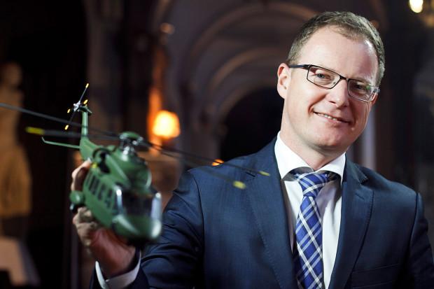 Wiceprezes Leonardo Helicopers o śmigłowcach ze Świdnika i polskiej zbrojeniówce