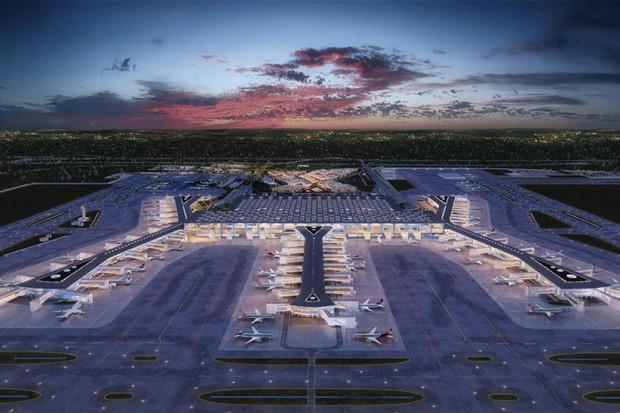 Turcy w 3 lata zbudowali gigantyczne lotnisko. Czy podobnie będzie wyglądać nasz CPK?