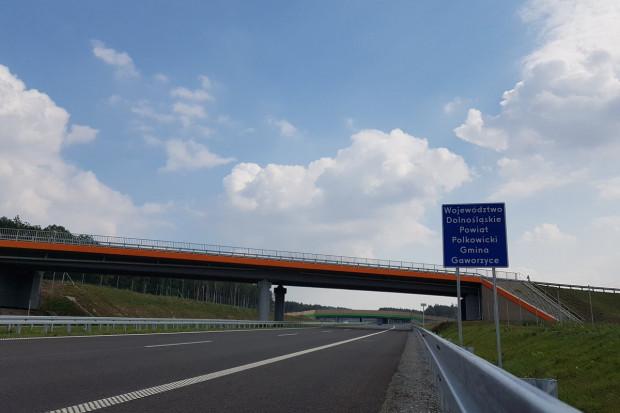 Droga ekspresowa S3 Nowa Sól - Kaźmierzów otwarta