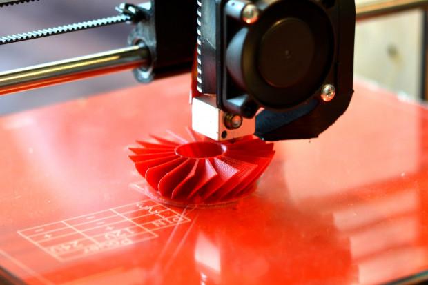 Druk 3D może być 100 razy szybszy