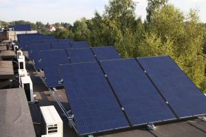 Górnicza spółka będzie czerpać prąd z paneli słonecznych