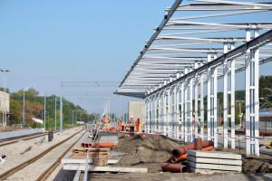 Nadal więcej utrudnień z powodu remontów na kolei, niż otwartych linii
