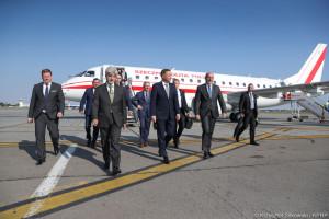 Komisja Europejska doceniła wysiłki Andrzeja Dudy