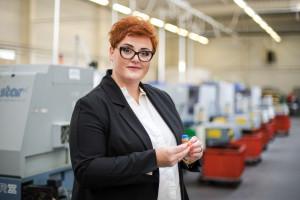 Na świecie są tylko trzy takie firmy. Jedna z nich w Polsce, a rządzi nią kobieta