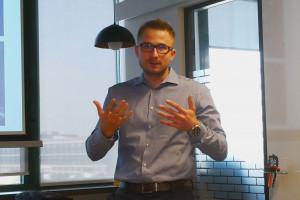 Start-up polskiego wizjonera ma szansę wyznaczać światowe standardy