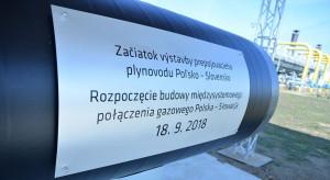 Na Słowacji ruszyła z budową kluczowego dla Polski gazociągu