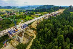 Nową drogą pod Tatry. Kontrakt za prawie 0,9 mld zł do podpisu