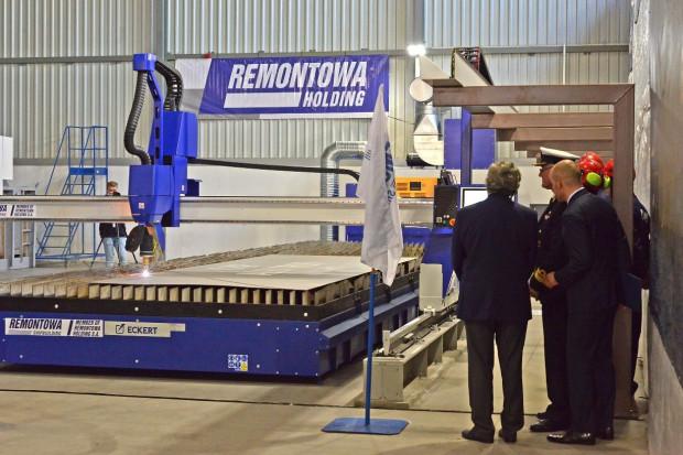 Stocznia Remontowa Shipbuilding rozpoczęła budowę okrętu Kormoran II