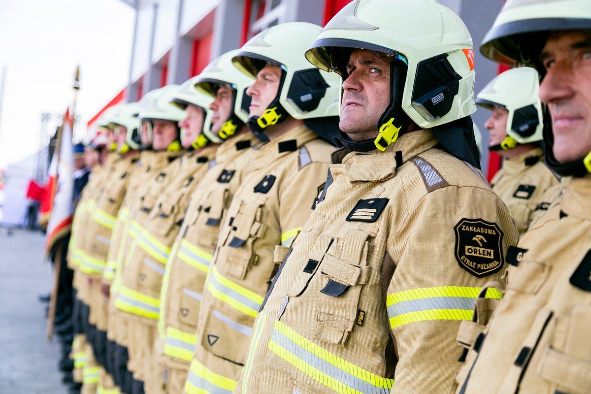 Strażacy Orlenu (fot. mat. pras.)