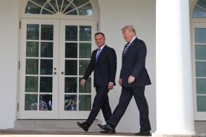 Polska i USA będą razem przeciwdziałać budowie Nord Stream 2