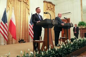 Andrzej Duda: wzmocniliśmy polskie państwo m.in. odkupując polskie banki