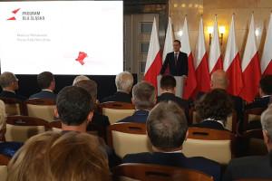 Premier: chciałbym, żeby cała Polska była w blasku Śląska