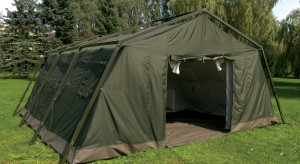 Kuloodporne kamizelki, namioty i tkaniny dla wojska dają godziwie zarobić