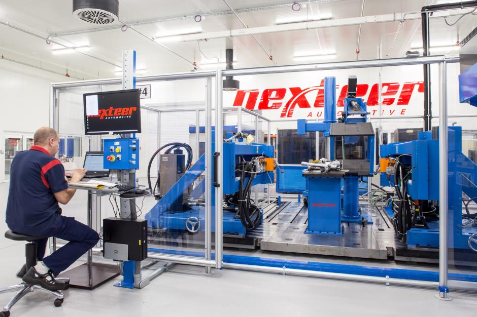 Nexteer: w zakresie Industry 4.0 robimy więcej, niż wymagają nasi klienci