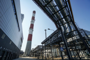 Zdjęcie numer 3 - galeria: Zobacz nową elektrociepłownię z Zabrzu. Kosztowała prawie 900 mln zł