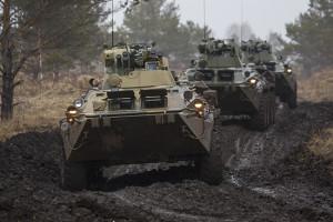 Rosyjska powtórka z II wojny światowej. 300 tys. żołnierzy zajęło teren większy niż Polska.