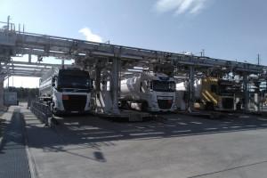 Historyczny moment w terminalu LNG w Świnoujsciu