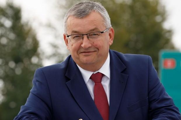 Andrzej Adamczyk: dla waloryzacji kontraktów budowlanych potrzeba nowych narzędzi