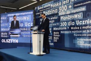Mateusz Morawiecki: trzeba zmienić zasady podziału owoców pracy