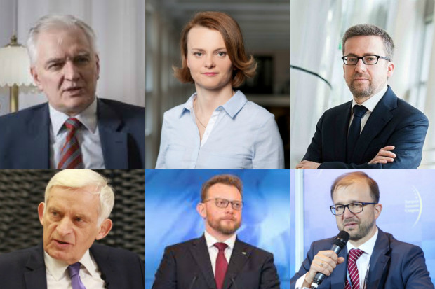 Komisarz UE, wicepremier, ministrowie na Nowy Przemysł Expo
