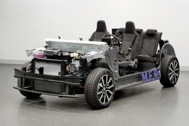 Volkswagen pokazał nowe prognozy dla samochodów elektrycznych