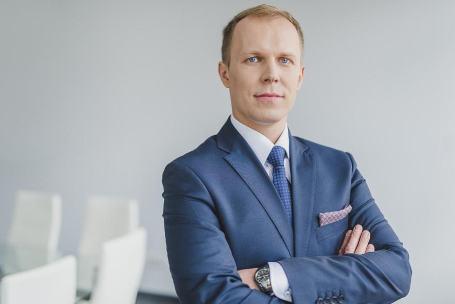 Wojciech Pendziałek. fot. mat. pras. (Wojciech Mateusiak)