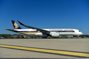 Samolot o rekordowych osiągach w barwach Singapore Airlines