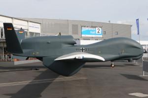 Niemcy chcą sprzedać Kanadzie drona Euro Hawk