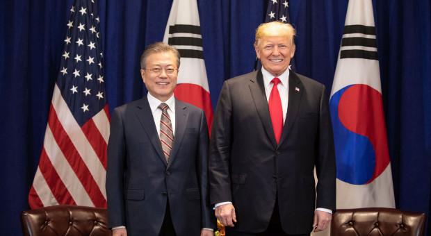 USA i Korea Południowa zawarły porozumienie handlowe