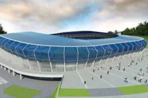Kolejne miasto bierze się za budowę nowego stadionu