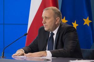 Grzegorz Schetyna: Nord Stream 2 nie może powodować różnic
