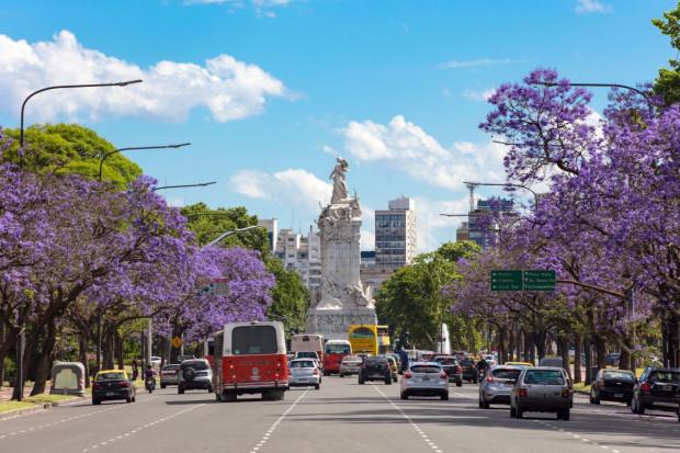 Uber zyskał na zapaści gospodarczej Argentyny