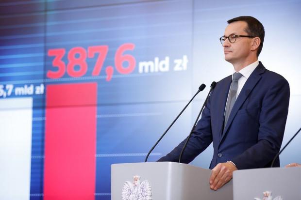 Mateusz Morawiecki: Polska ma pieniądze na Fort Trump