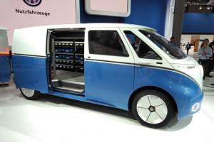"""Elektryczny """"dostawczak"""" od Volkswagena gotowy do produkcji"""