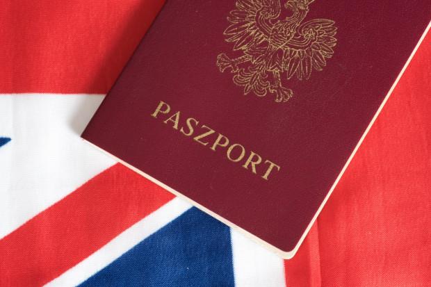 Rząd przedstawił plany dot. obywateli UE w razie bezumownego Brexitu