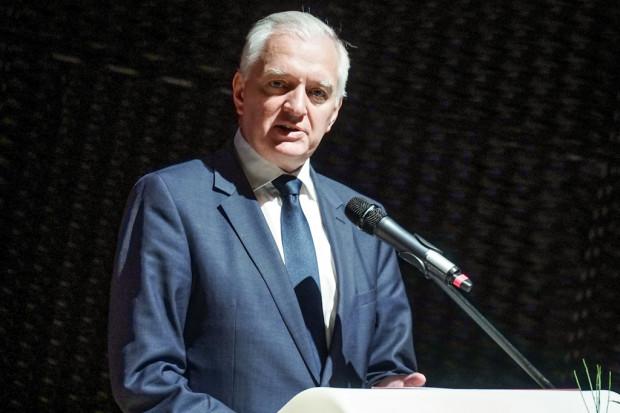 Jarosław Gowin: wykorzystaliśmy 21 mld zł z UE na naukę, badania i rozwój