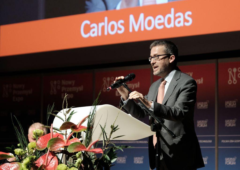 Carlos Moedas, fot. PTWP