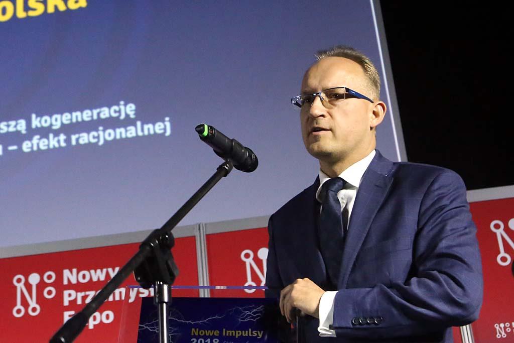 Tomasz Bożek, członek zarządu Tameh Polska