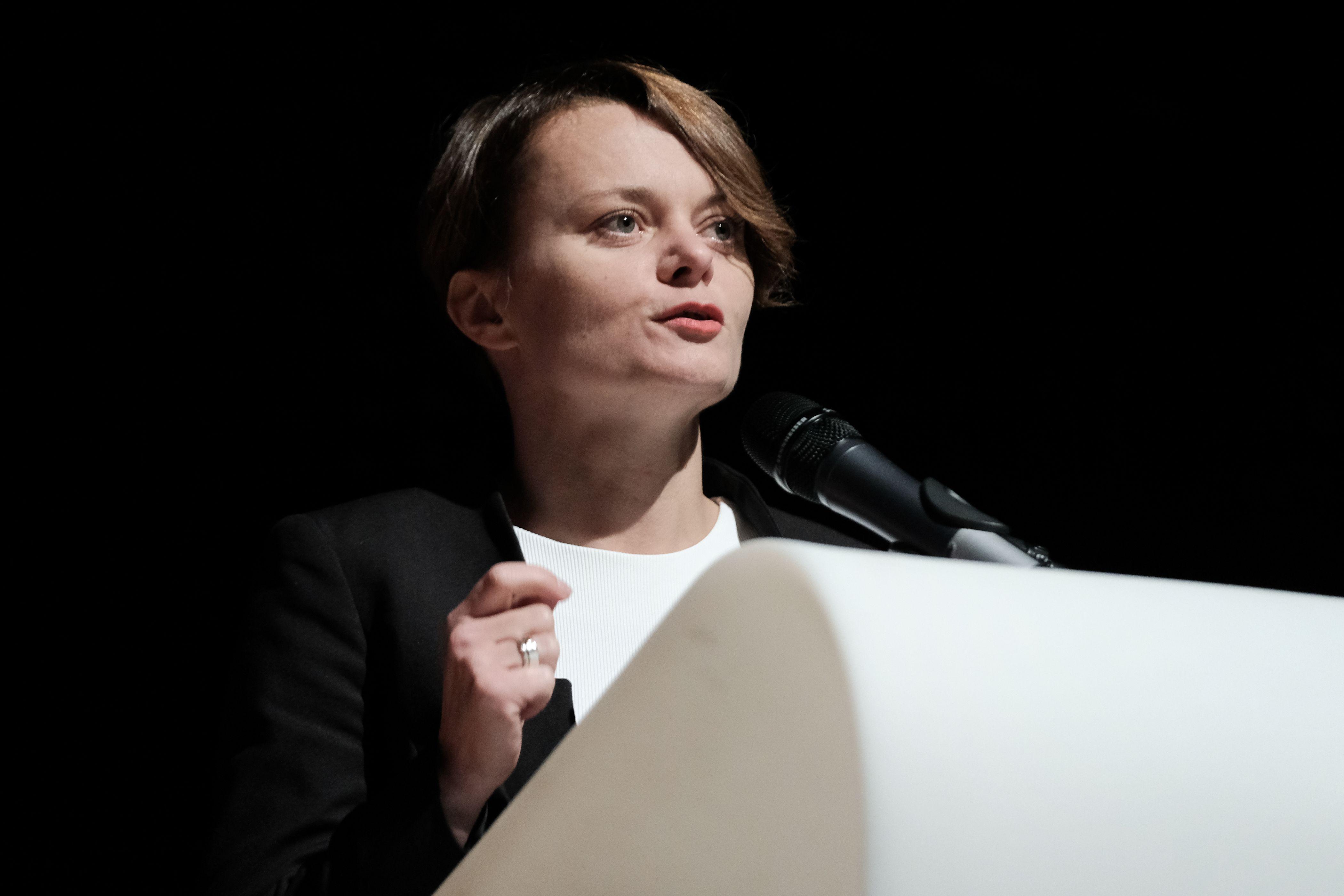 Jadwiga Emilewicz, minister przedsiębiorczości i technologii jest inicjatorką prac nad nowym prawem zamówień publicznych. (fot. PTWP)