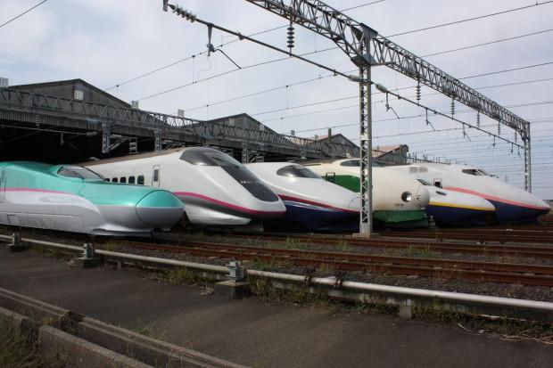 Toyota i East Japan Railway opracują pociąg napędzany wodorem