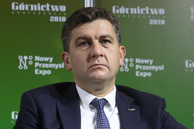 Tomasz Rogala pokazuje wyniki restrukturyzacji PGG