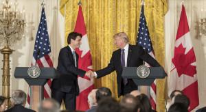 Donald Trump jednak nie rezygnuje z wolnego handlu. Jest nowa umowa