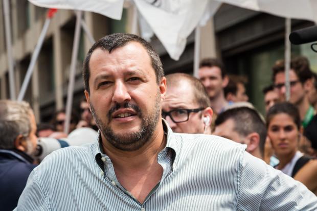 Matteo Salvini do Junckera: Włochy są państwem suwerennym