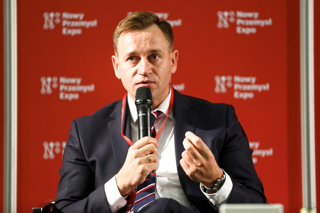 Andrzej Bułka, dyrektor zarządzający w firmie Fracht FWO