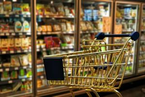 Większa inflacja to efekt wzrostu wydatków na żywność