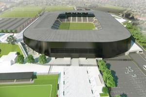 Przetarg na budowę stadionu unieważniony. Oferty przebiły budżet