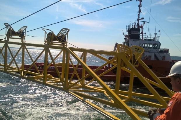 Lotos buduje na Bałtyku gazociąg