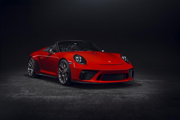 Prototypowe Porsche 911 Speedster trafi do produkcji