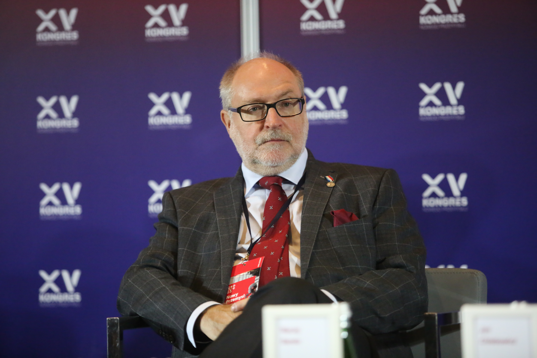 Maciej Bando, prezes URE. Fot. PTWP