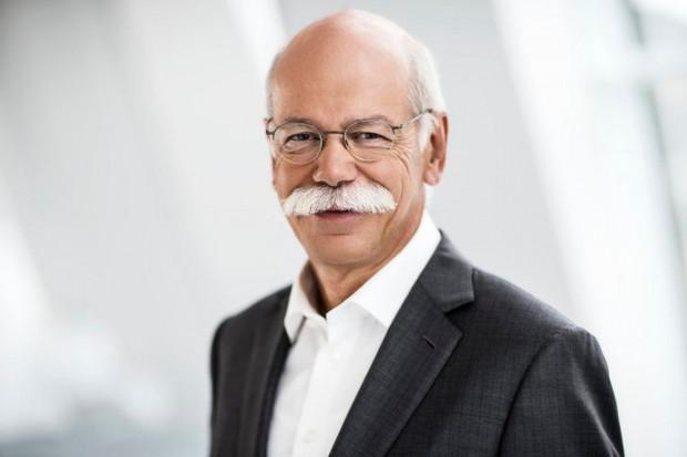 Dieter Zetsche ustąpił ze stanowiska szefa Daimlera